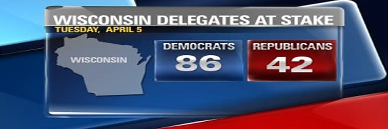 Wisconsin Delegates Up For Grabs