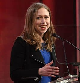 Chelsea Clinton not running for president in 2020