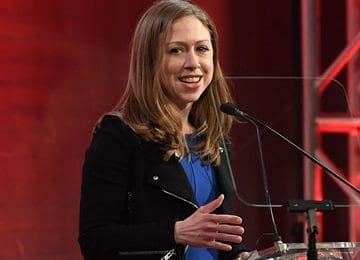 Chelsea Clinton not running for president in 2020