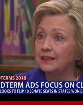 Clinton impacting midterm elections