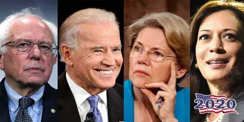 Possible 2020 Democratic candidates