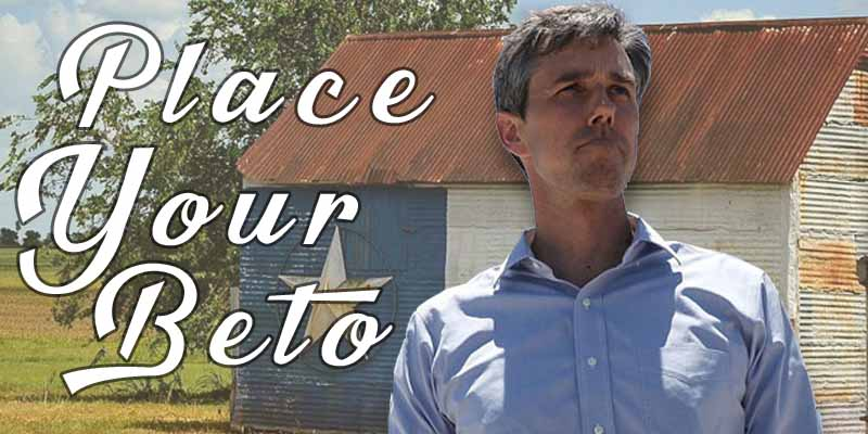 Beto gets ready to announce