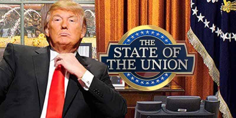 Trump Stote of the Union