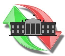 White house arrows