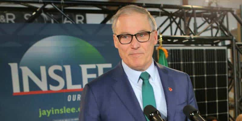Jay Inslee drops out