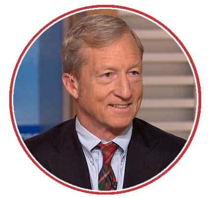 Tom Steyer (D)