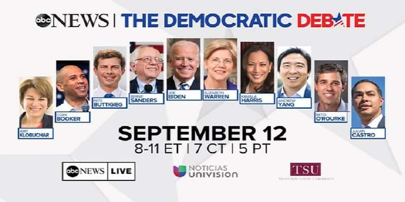 September debate