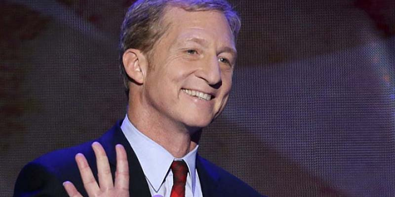 Tom steyer fourth debate
