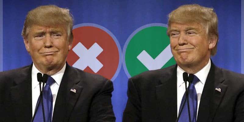 donald trump republican nominee
