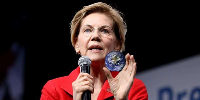 warren global warming plan