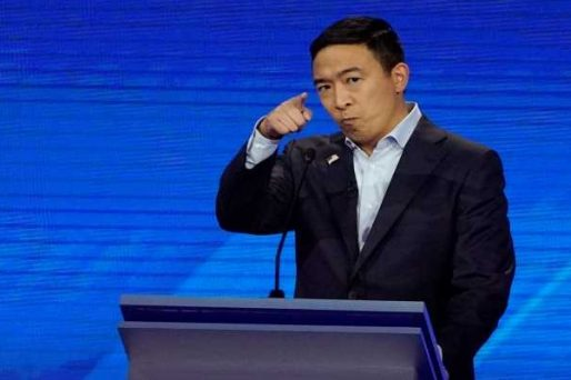 yang polls best after third dnc debate