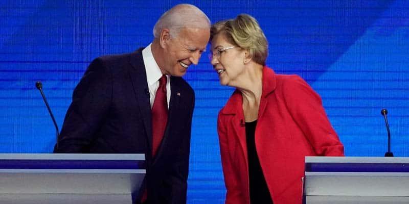 Democratic-frontrunners