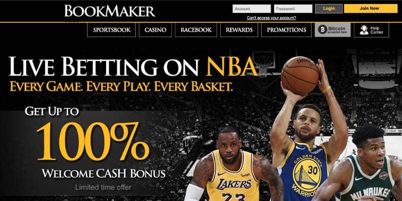 Bookmaker-screenshot