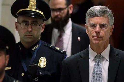 bill taylor testimony donald trump impeachment
