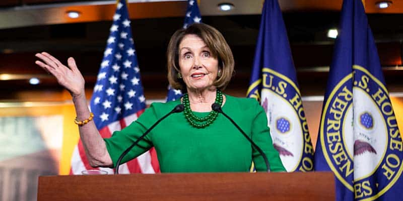 nancy pelosi house impeachment inquiry vote