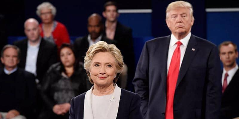 hillary clinton 2020 presidential run donald trump
