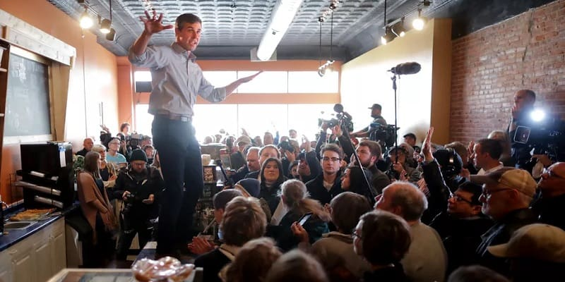 Beto Standing On Table