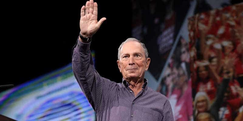 michael bloomberg enters 2020 presidential race
