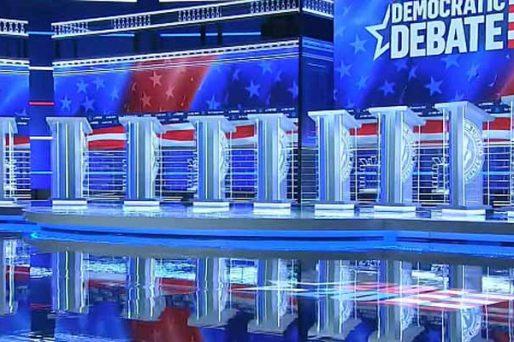 atlanta georgia democratic debate