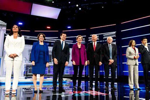 democratic debate atlanta georgia recap