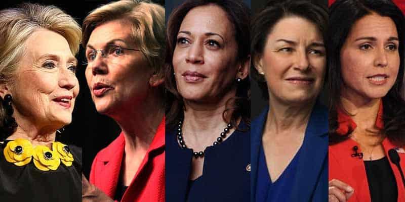 women president vice president 2020