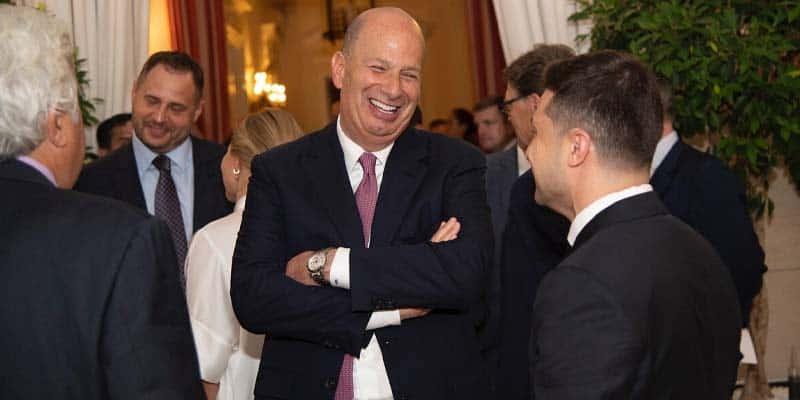sondland laughing