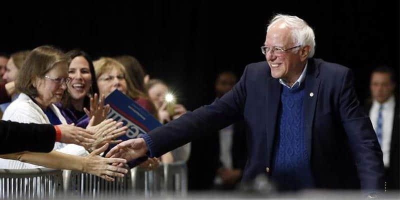 Bernie-hands