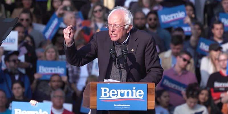 Bernie sanders iowa caucus odds