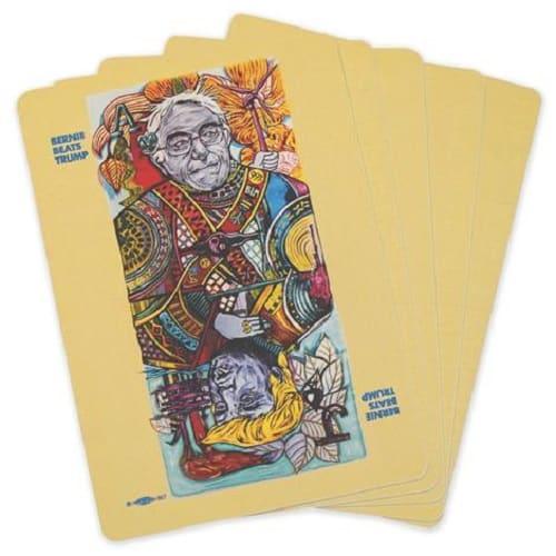 sanders cards