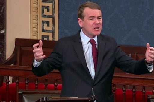 michael bennet next to drop out