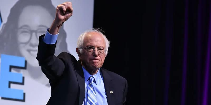 Bernie favored to win
