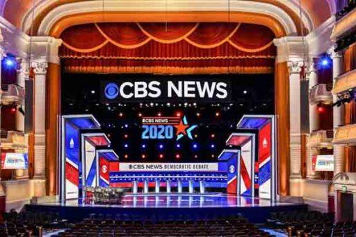 South Carolina debate stage