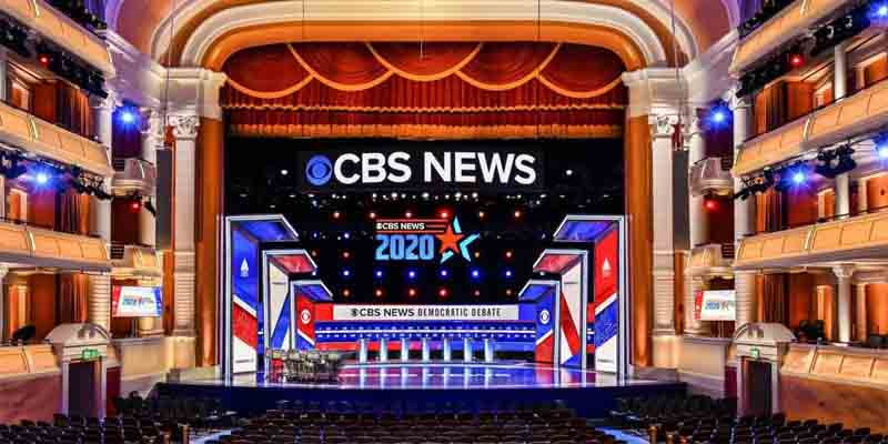 South Carolina debate stage