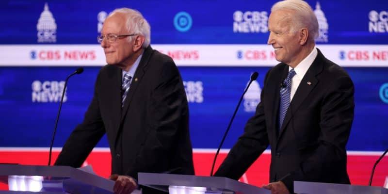 Biden Bernie Debate