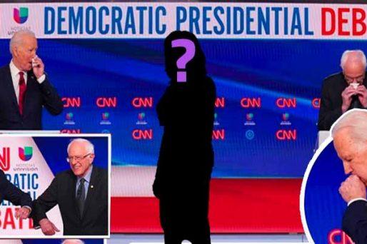 Biden Bernie VP odds