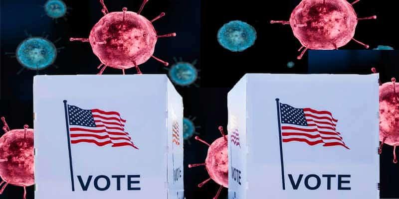 2020 election coronavirus