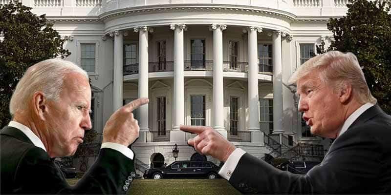 trump biden president odds 2020