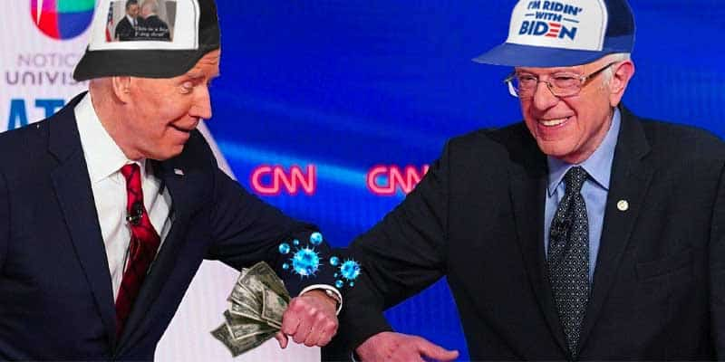 Biden Bernie 2020 Election Betting Odds