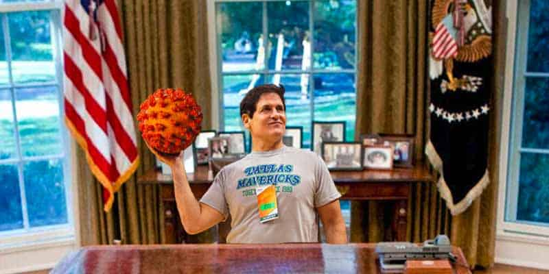 President Mark Cuban 2020 Election Odds