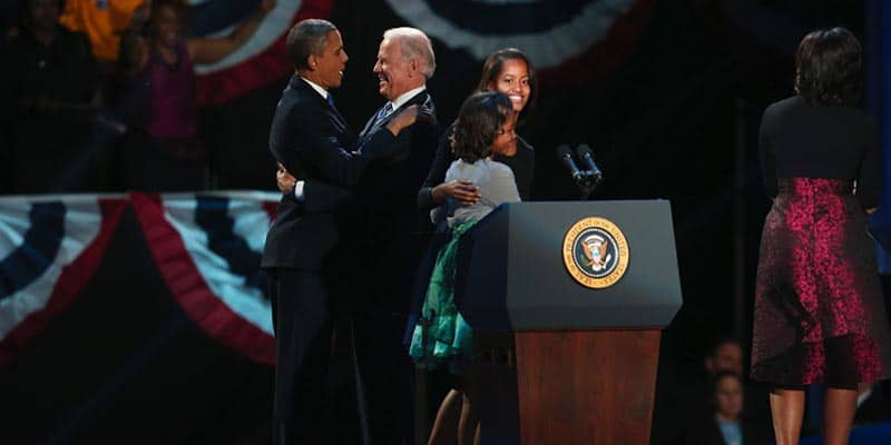 Michelle Obama VP Odds Joe Biden Barack