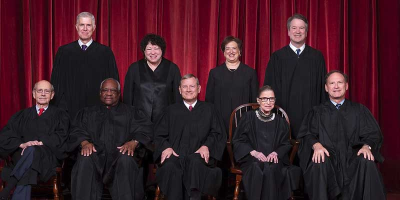 Supreme Court Odds To Leave Or Retire 2020