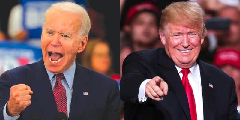 Biden vs Trump odds