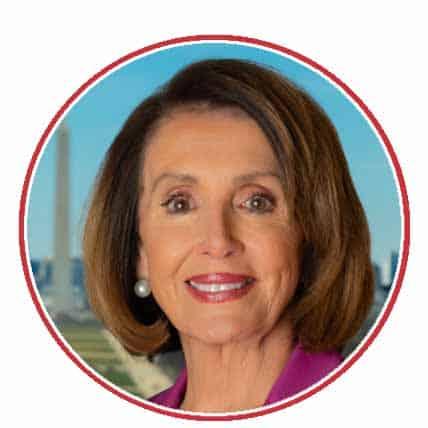 Nancy Pelosi candidate pic