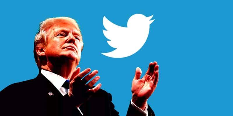 Trump Twitter Ban Odds