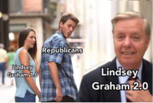 Lindsey Graham Meme
