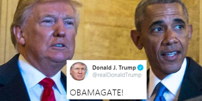 Obamagate Trump Reelection Odds