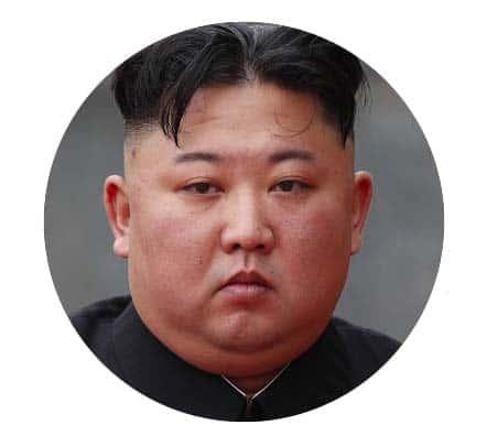 Kim Jung Un mad