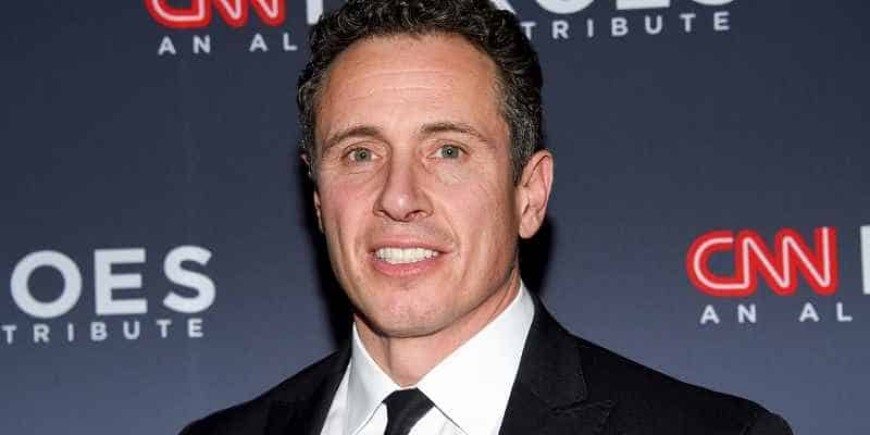 Chris Cuomo looking worried