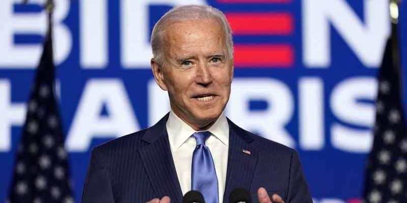 Biden President Elect