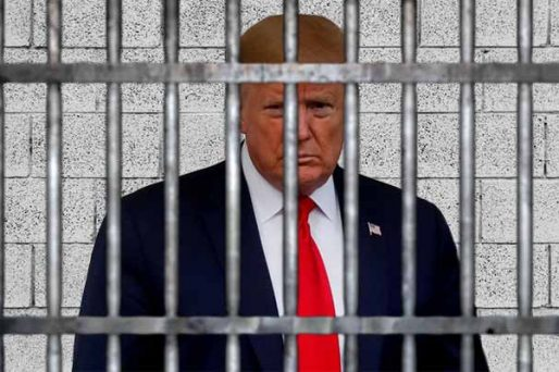 Trump In Jail